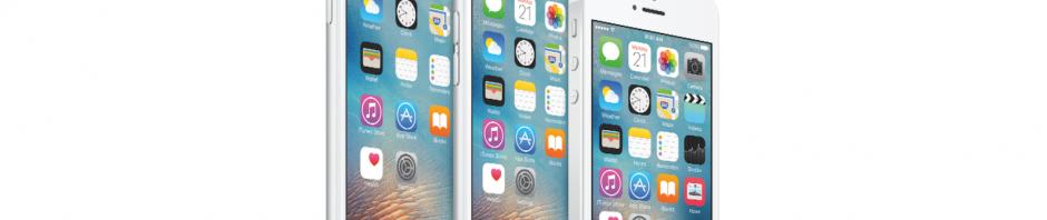 Nuevos modelos de Apple para iPhone en color blanco