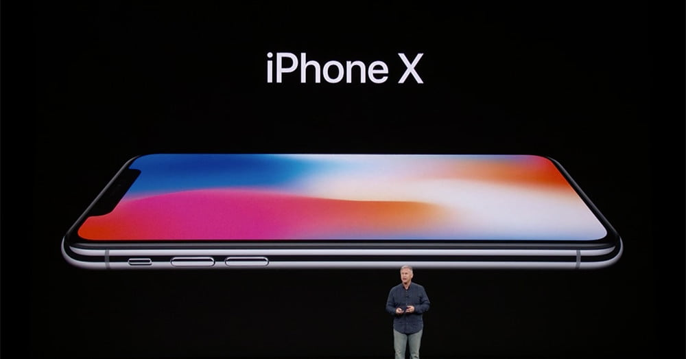 Apple iPhone X: aquí todas sus especificaciones