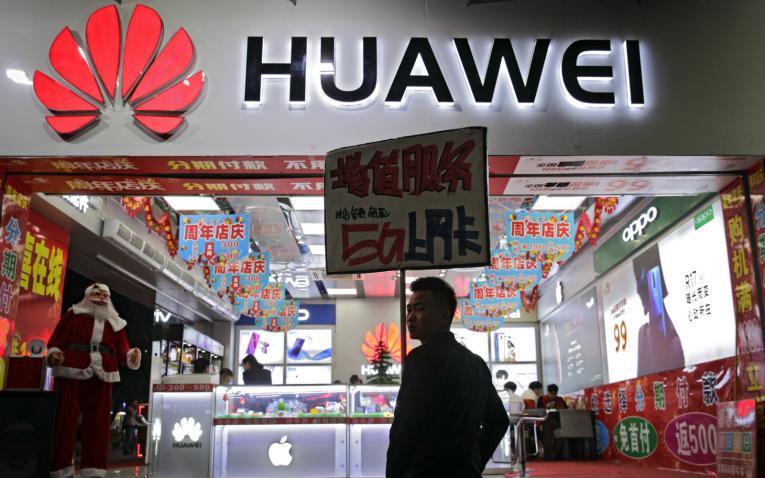 Huawei niega acusaciones de espionaje