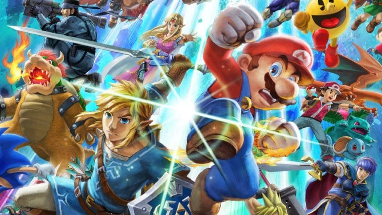 super smash bros reseña