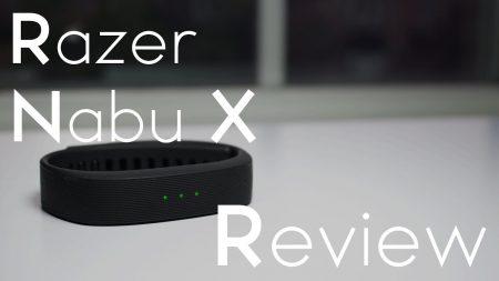 Nubu X, el nuevo rastreador de actividad inteligente