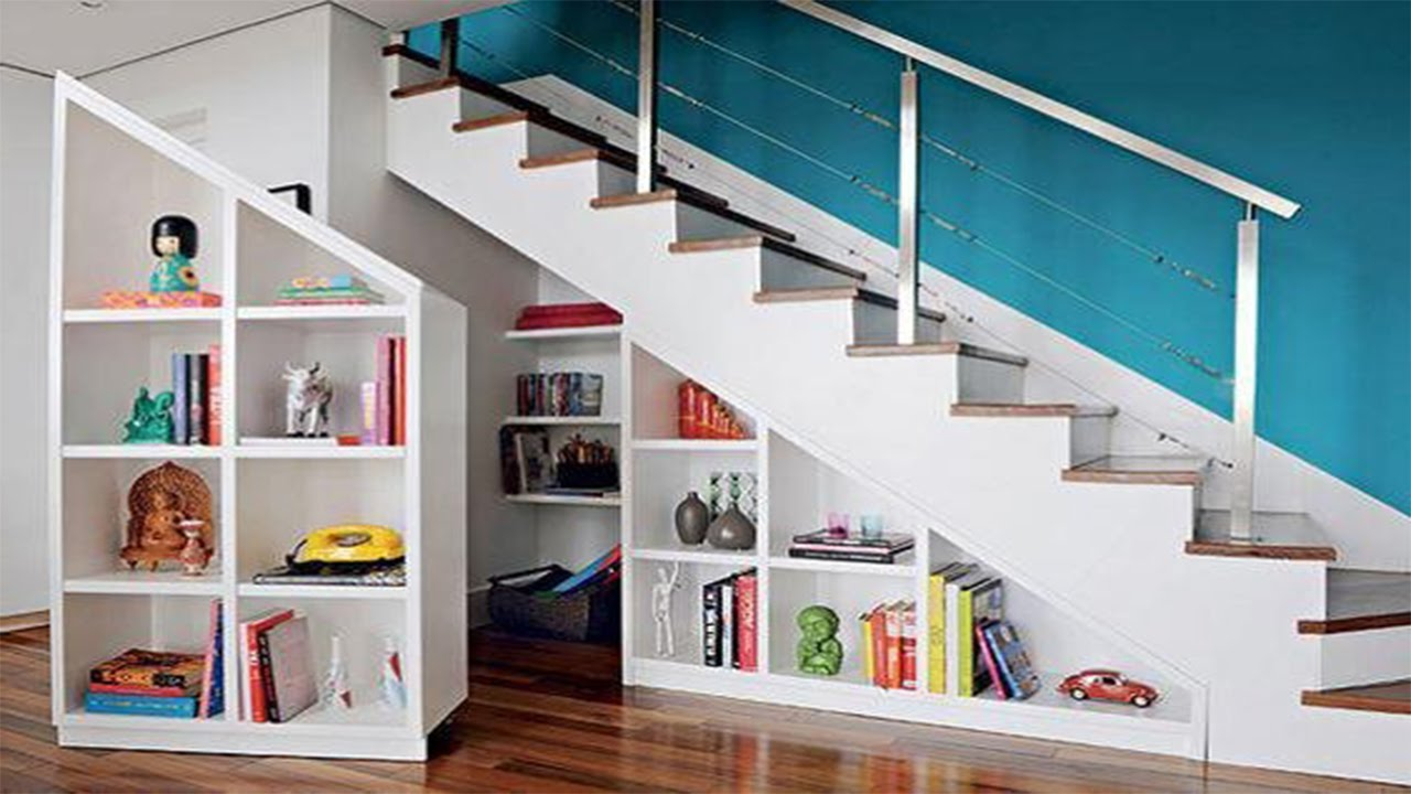 Ideas para ahorrar espacios dentro de la casa