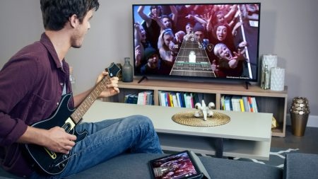 Guitar Hero Live PR Render