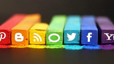 Redes sociales una gran variedad de opciones