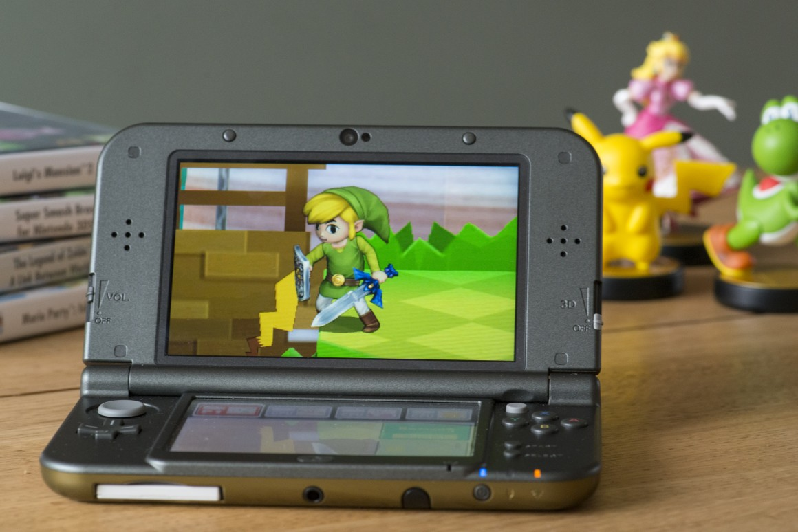 Conoce las mejores  características de 3DS