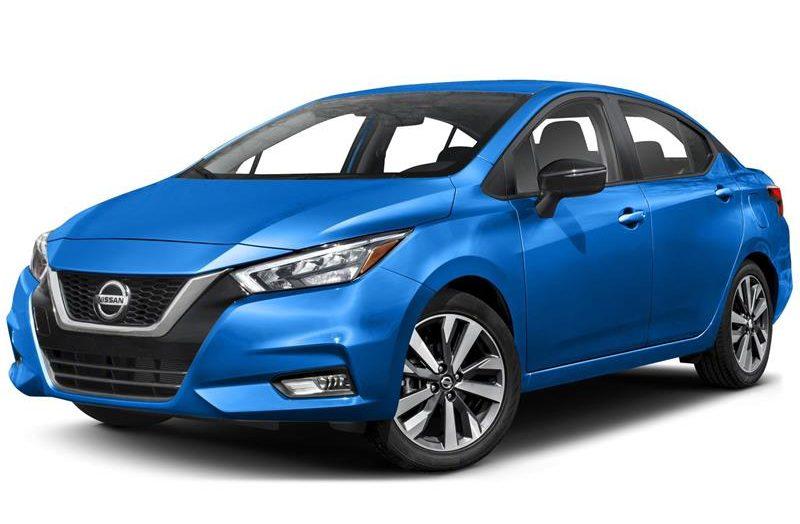 Autos mas vendidos Nissan Versa