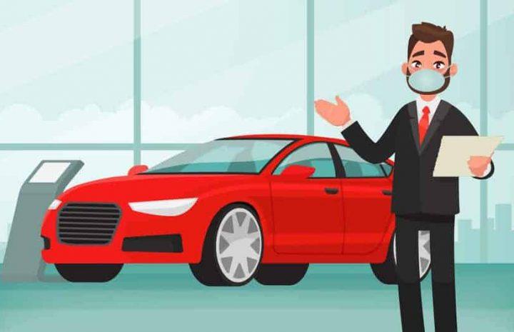 Precios de coches en su punto más alto