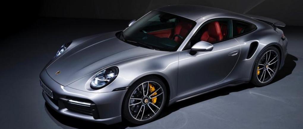 Coche de alto rendimiento del año 2020 Porsche 911
