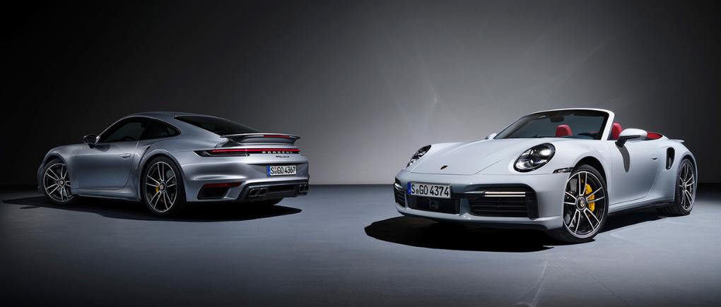 Coche de alto rendimiento del año 2020: Porsche 911