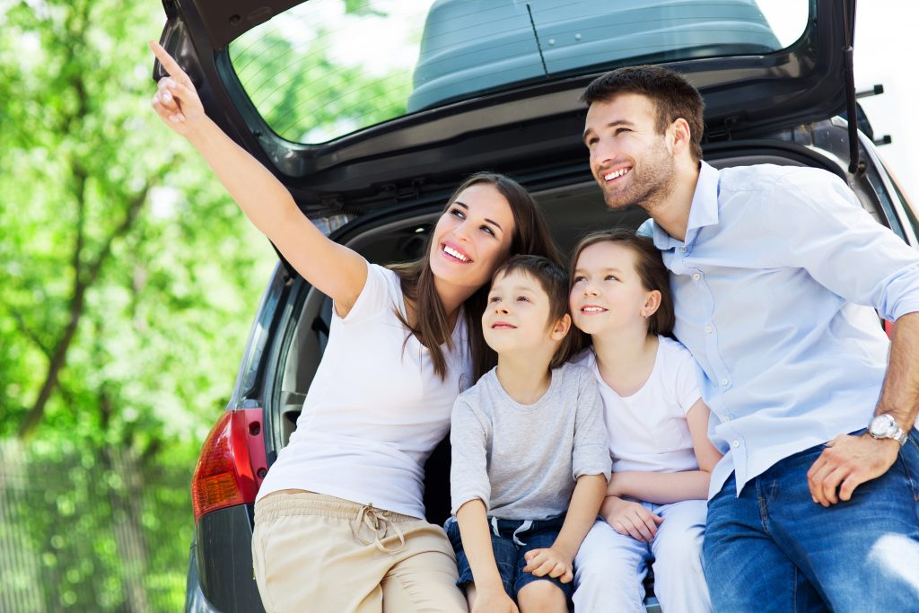 Conoce el automóvil ideal para tu familia