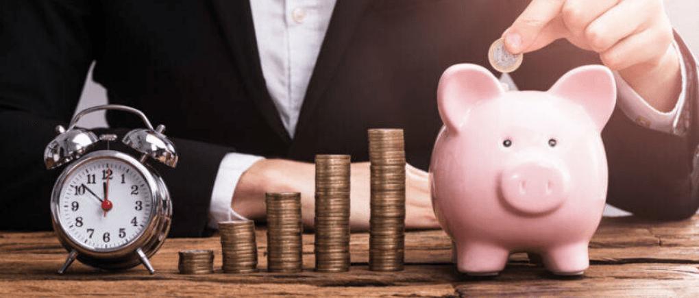 Crea un fondo de ahorro cuanto antes