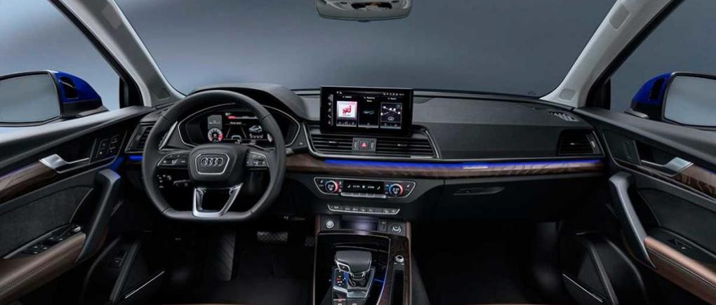 El SUV Audi Q5 Sportback coupé 2020