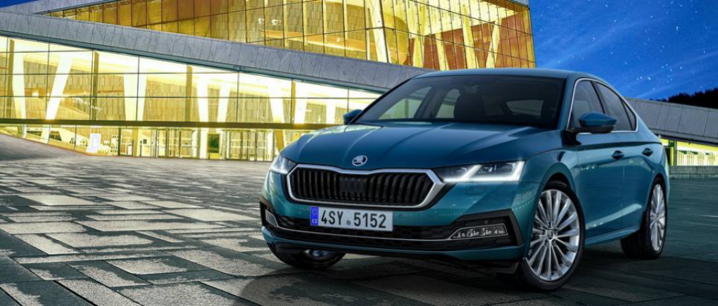 Nuevo automóvil Skoda Octavia 2020