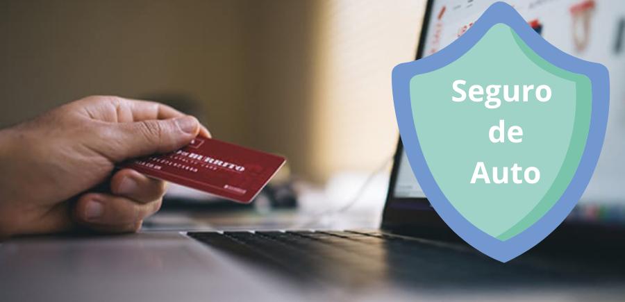 Seguro de coche de alquiler tarjeta de crédito