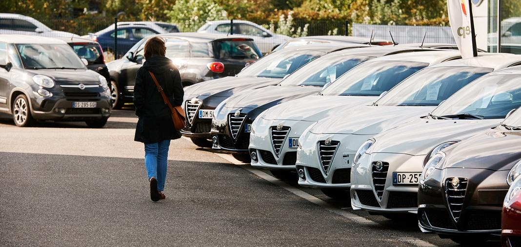 Tus ingresos mínimos para adquirir un coche