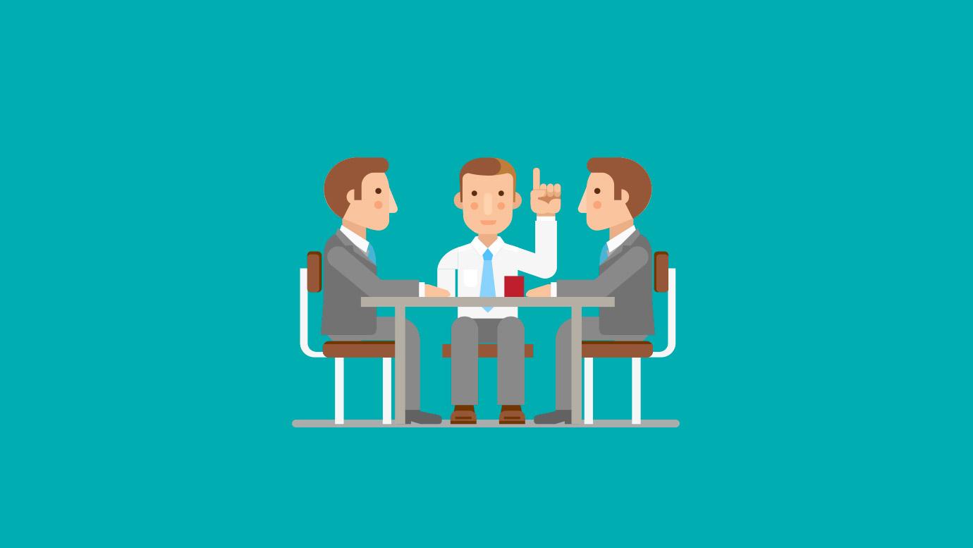Reunión de personas